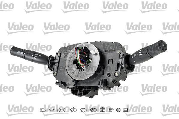 Steering Column Switch VALEO 251640 expert knowledge
