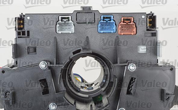 Conmutador en la columna de dirección VALEO 251632 3276422516321