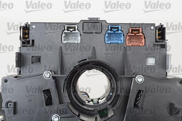 Steering Column Switch VALEO 251630 3276422516307