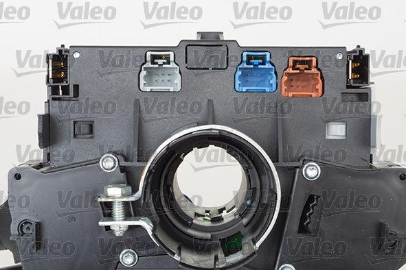 Conmutador en la columna de dirección VALEO 251629 3276422516291