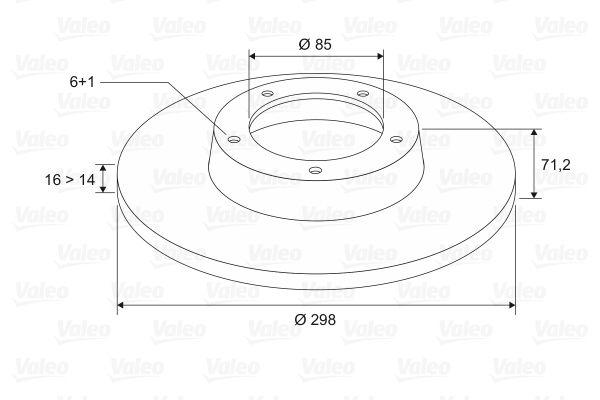 Scheibenbremsen VALEO 197322 Bewertung