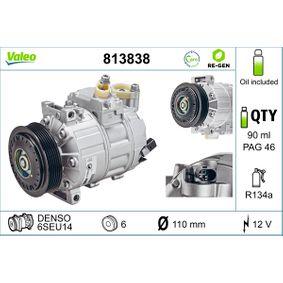 Compresor, aire acondicionado Nº de artículo 813838 120,00€