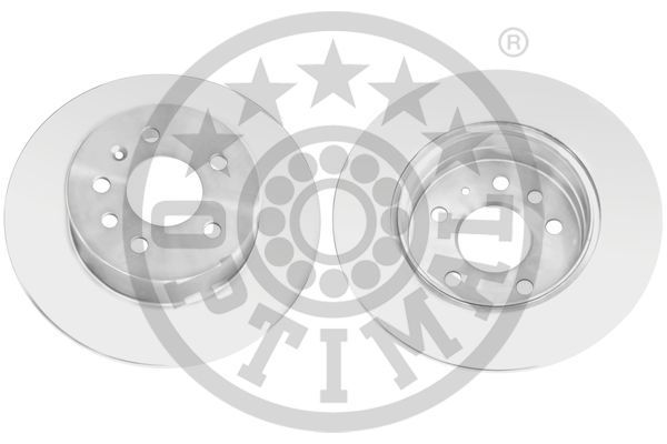 OPTIMAL  BS-4870C Bremsscheibe Bremsscheibendicke: 10mm, Ø: 286mm
