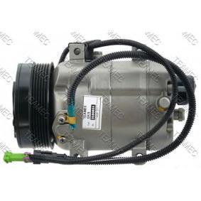 AIRCOTEC Kompressor, Klimaanlage ACT3600084 für AUDI 80 (8C, B4) 2.8 quattro ab Baujahr 09.1991, 174 PS