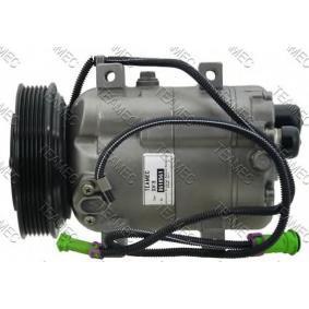 AIRCOTEC Kompressor, Klimaanlage ACT3618561 für AUDI 80 (8C, B4) 2.8 quattro ab Baujahr 09.1991, 174 PS