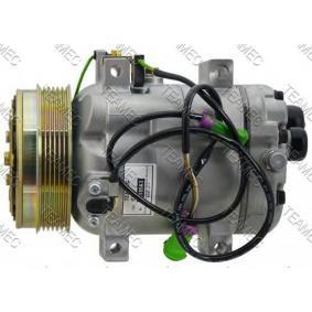 AIRCOTEC Kompressor, Klimaanlage ACT3618563 für AUDI 80 (8C, B4) 2.8 quattro ab Baujahr 09.1991, 174 PS