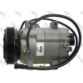 AIRCOTEC Kompressor, Klimaanlage ACT3618564 für AUDI 80 (8C, B4) 2.8 quattro ab Baujahr 09.1991, 174 PS