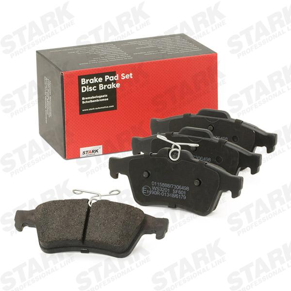 Disk Pads STARK SKFO-1007 expert knowledge