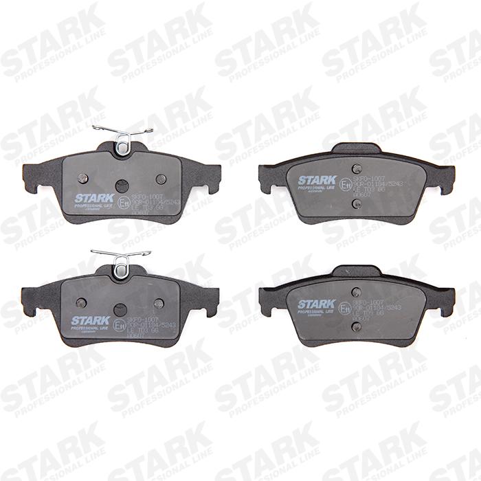 Disk Pads STARK SKFO-1007 4059191000531