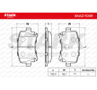 OEM Brake Pad Set, disc brake SKAD-1009 from STARK