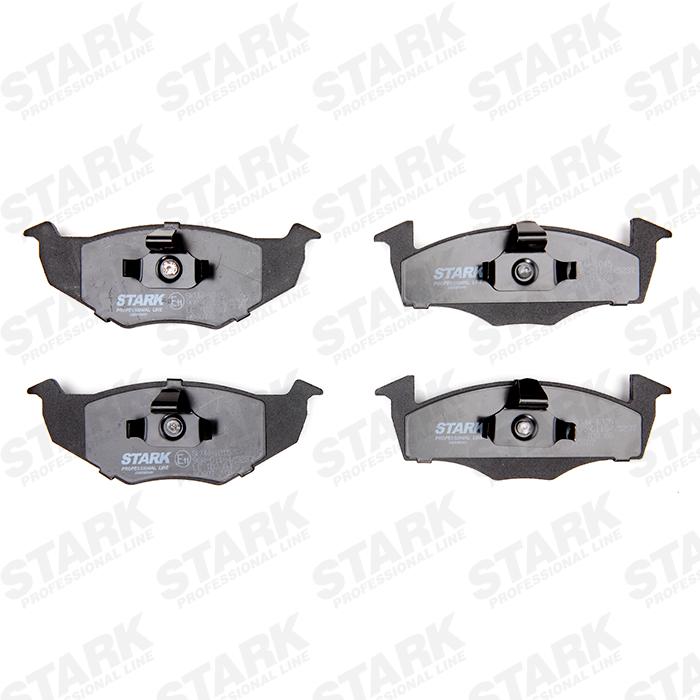 Bremsklötze STARK SKVW-1015 4059191000616
