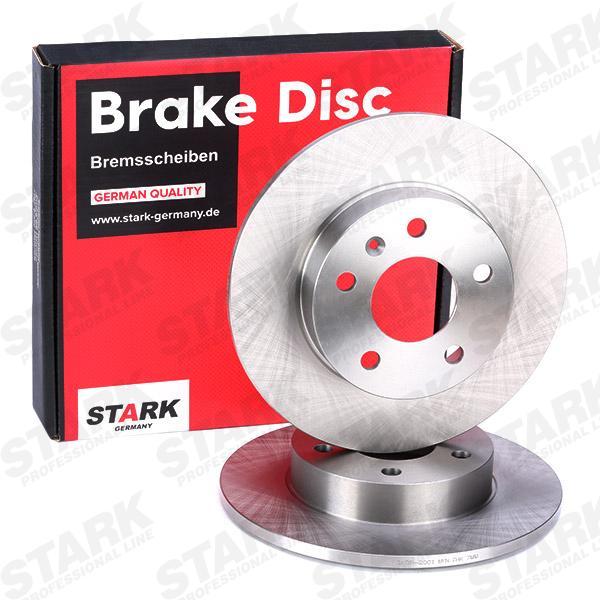 Bremsscheiben Satz STARK SKOP-2001 4059191000784