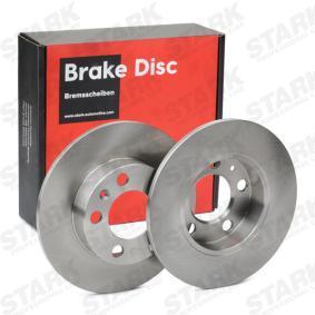 Depósito Compensación de Dirección Asistida SEAT LEON (1M1) 1.9 TDI de Año 10.2005 100 CV: Disco de freno (SKAD-2002) para de STARK
