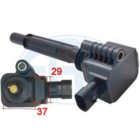 Zündspule Anschlussanzahl: 3 mit OEM-Nummer 55 23 12 56
