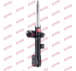 KYB Excel-G Shocks CITROËN Front Axle Right, Twin-Tube, Gas Pressure, Suspension Strut, Top pin