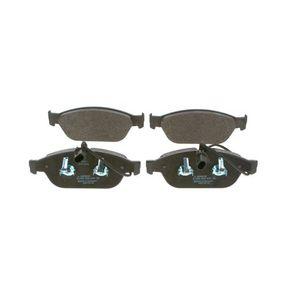 Brake Pad Set, disc brake Article № 0 986 494 447 £ 140,00