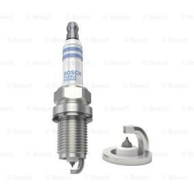 Spark Plug Electrode Gap: 1,0mm with OEM Number 9091901240