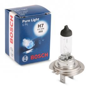 Bulb, spotlight H7, 55W, 12V 1 987 302 777 FORD FOCUS, FIESTA, MONDEO