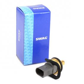 SWAG Kühlmitteltemperatur-Sensor 30 92 9318 für AUDI A4 Cabriolet (8H7, B6, 8HE, B7) 3.2 FSI ab Baujahr 01.2006, 255 PS
