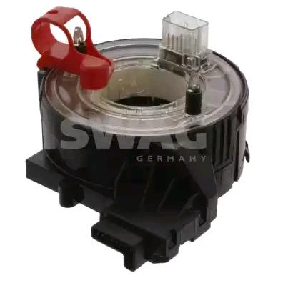 Wickelfeder, Airbag 30 93 8630 SWAG 30 93 8630 in Original Qualität