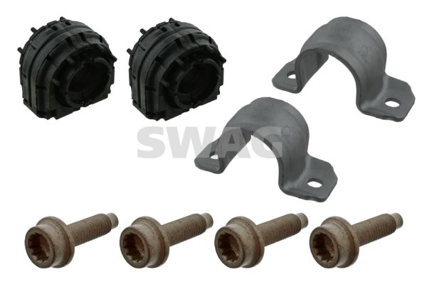 SWAG  30 93 9649 Set reparatie, bucsa bara stabilizatoare 19,0mm