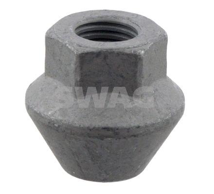 SWAG  50 93 0249 Hjulmutter
