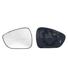 ALKAR  6431862 Spiegelglas, Außenspiegel