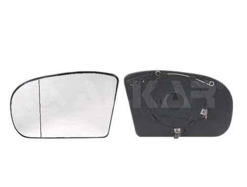 Spiegelglas, Außenspiegel ALKAR 6471534 8424445080939