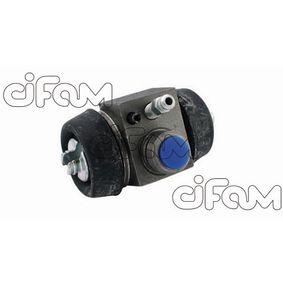 Cilindretto freno Alesaggio-Ø: 19,05mm con OEM Numero GWC1102