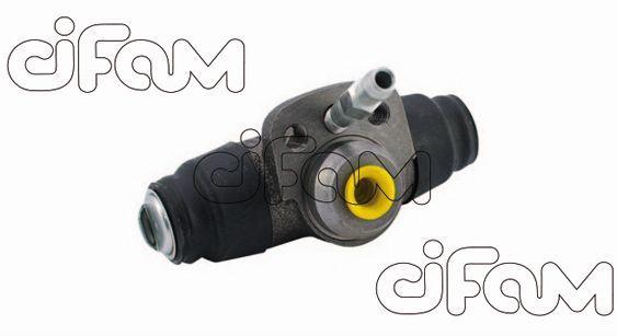 CIFAM  101-060 Cilindro de freno de rueda Calibre Ø: 17,46mm