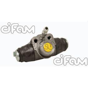 Radbremszylinder Bohrung-Ø: 19,05mm mit OEM-Nummer 861 611 053
