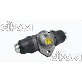 Radbremszylinder Bohrung-Ø: 25,40mm mit OEM-Nummer 281 611 047