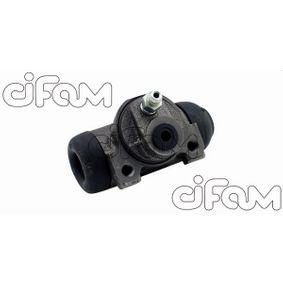 Wheel Brake Cylinder 101-442 PANDA (169) 1.2 MY 2014