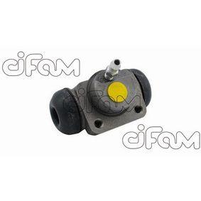 Radbremszylinder Bohrung-Ø: 15,87mm mit OEM-Nummer 005 420 81 18