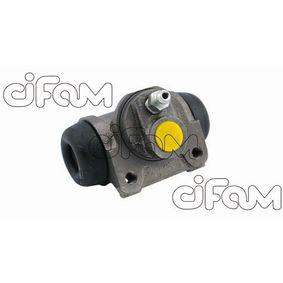Wheel Brake Cylinder 101-602 PANDA (169) 1.2 MY 2018