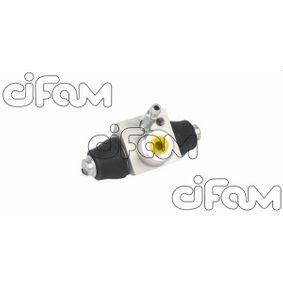 Cilindro de freno de rueda Calibre Ø: 17,46mm con OEM número 6QE 611 053