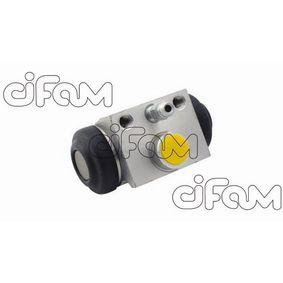 Wheel Brake Cylinder 101-690 PUNTO (188) 1.2 16V 80 MY 2000
