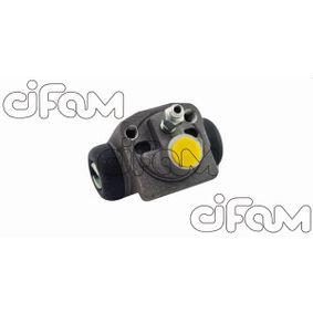 Radbremszylinder Bohrung-Ø: 17,46mm mit OEM-Nummer 4756087508