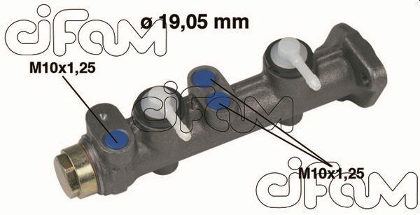 CIFAM  202-005 Cilindro principal de freno
