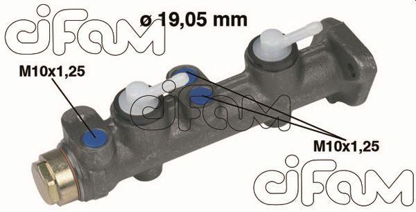 CIFAM  202-063 Cilindro principal de freno