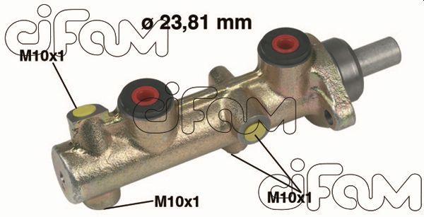 CIFAM  202-203 Brake Master Cylinder