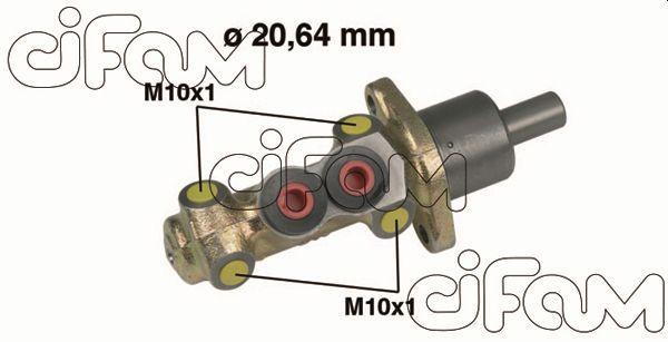CIFAM  202-207 Brake Master Cylinder