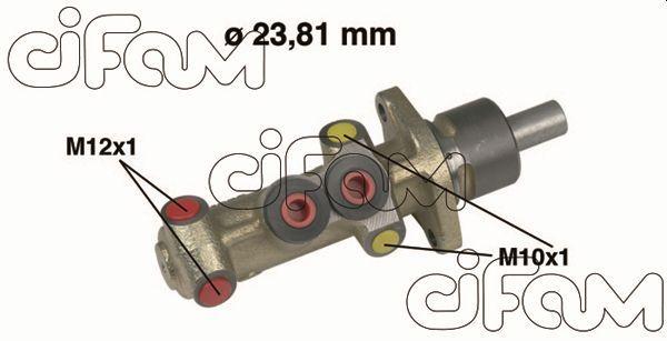 CIFAM  202-223 Brake Master Cylinder