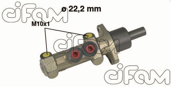 CIFAM  202-227 Brake Master Cylinder