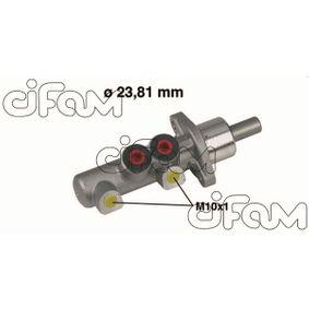 CIFAM Hauptbremszylinder 202-259 für AUDI 80 (8C, B4) 2.8 quattro ab Baujahr 09.1991, 174 PS
