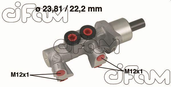 CIFAM  202-564 Cilindro principal de freno