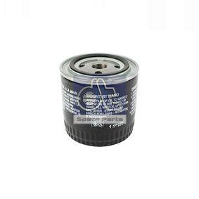 Filtre à huile Ø: 93mm, Hauteur: 95mm avec OEM numéro 9975161