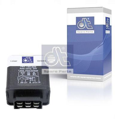 Relais, Wisch-Wasch-Intervall 1.21097 DT 1.21097 in Original Qualität