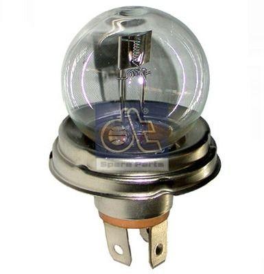 Bulb, headlight 1.21582 DT 1.21582 original quality
