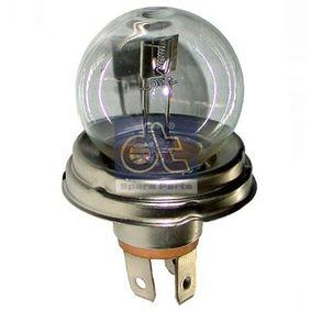 Glühlampe, Hauptscheinwerfer R2 (Bilux), P45t, 24V, 55/50W 1.21582 MERCEDES-BENZ T1 Bus, T2